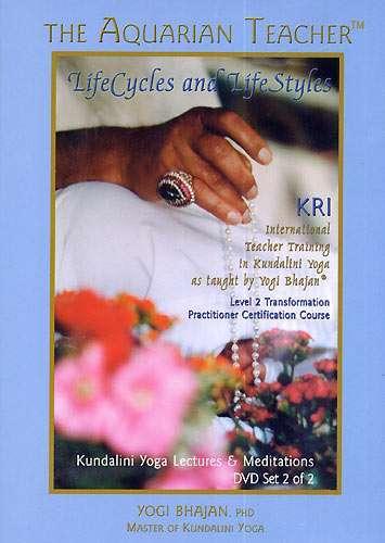 Level 2 Kundalini Yoga Training: Life Cycles and Lifestyles (KRI CERT) with Mehtab Benton