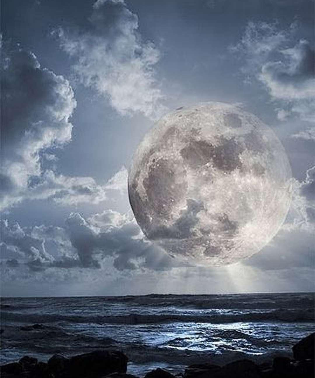 Summer Full Moon Gong Bath